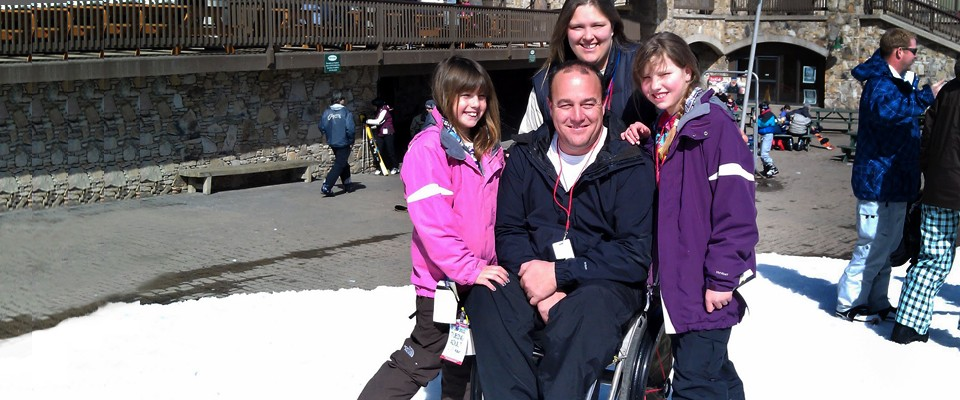 IS THIS ADVENTURE FUN OR WHAT?Just ask this Wounded Warrior and his children! We promote family and togetherness along with a sense of accomplishment. The Warrior leaves with a new skill-set that he/she can take with them the rest of their lives.