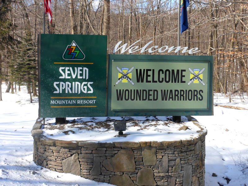 Always A Warm Welcome From Seven Springs Mountain Resort